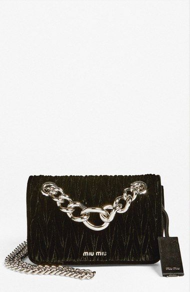 9b4ed8fd3362 MIU MIU  Small Club  Matelassé Velvet Shoulder Bag.  miumiu  bags  shoulder  bags  velvet