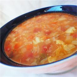 Fat-Free Vegetable Soup - Allrecipes.com