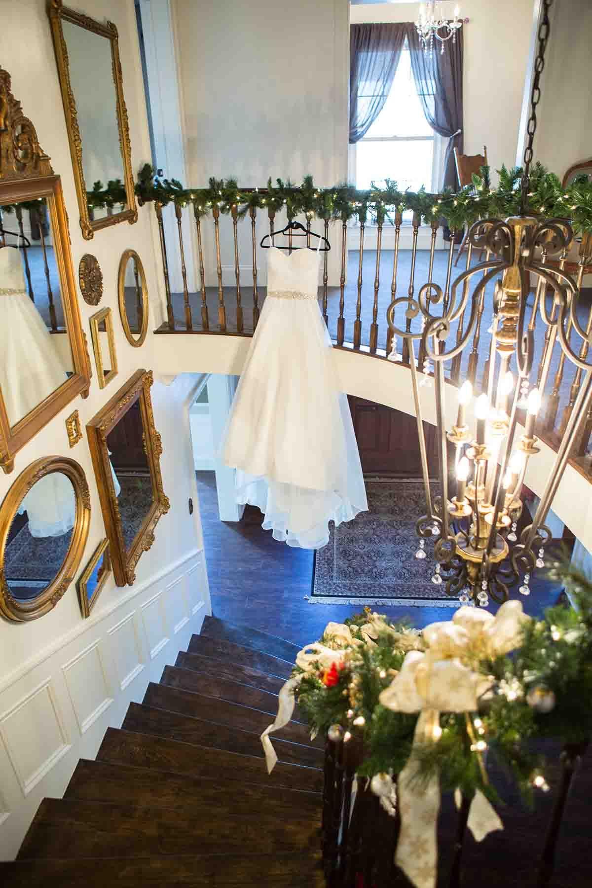 Toris Winter Wedding In December Black Iris Estate And Reception Venue Indianapolis