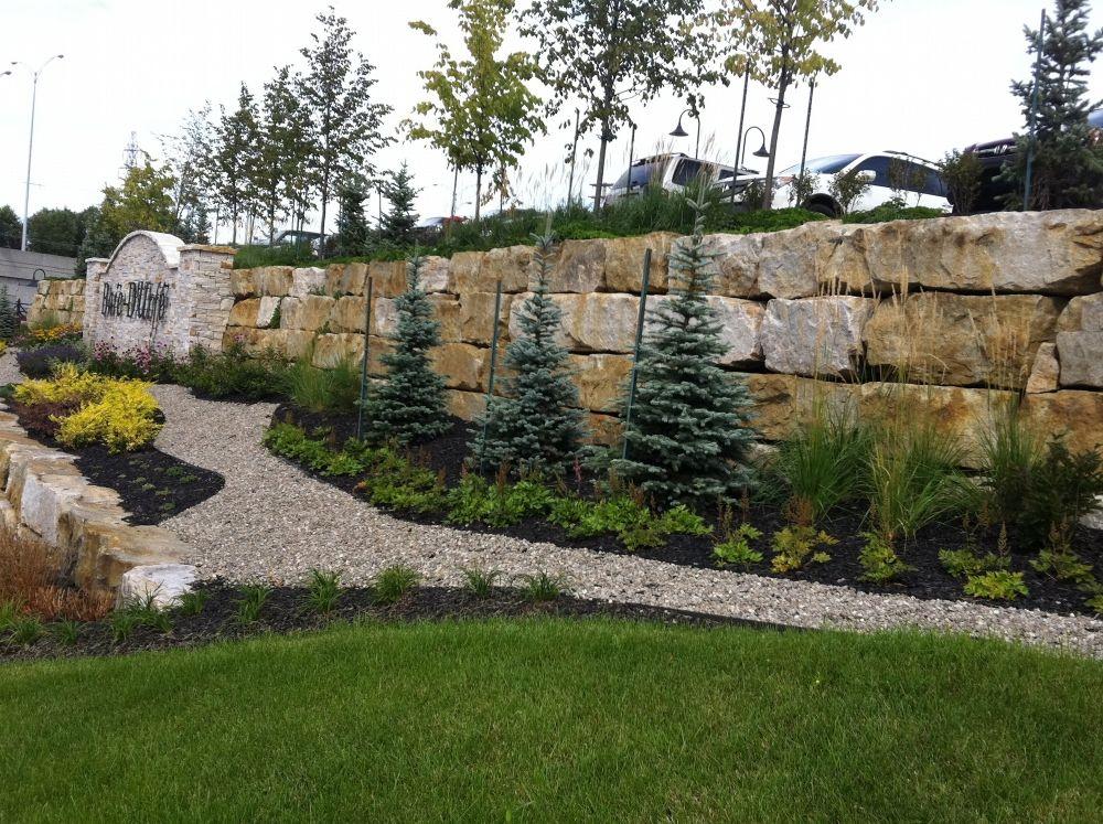 Idée pour enrochement Jardin et terrasse Pinterest