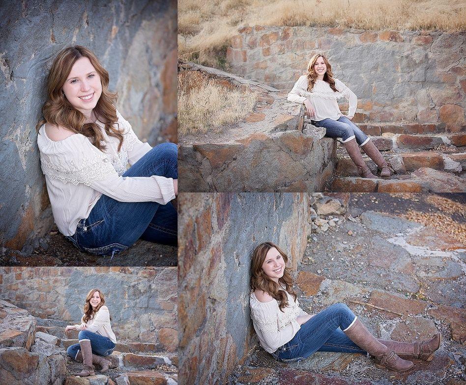 Winnemucca Senior Photography - Elko Carlin Spring Creek