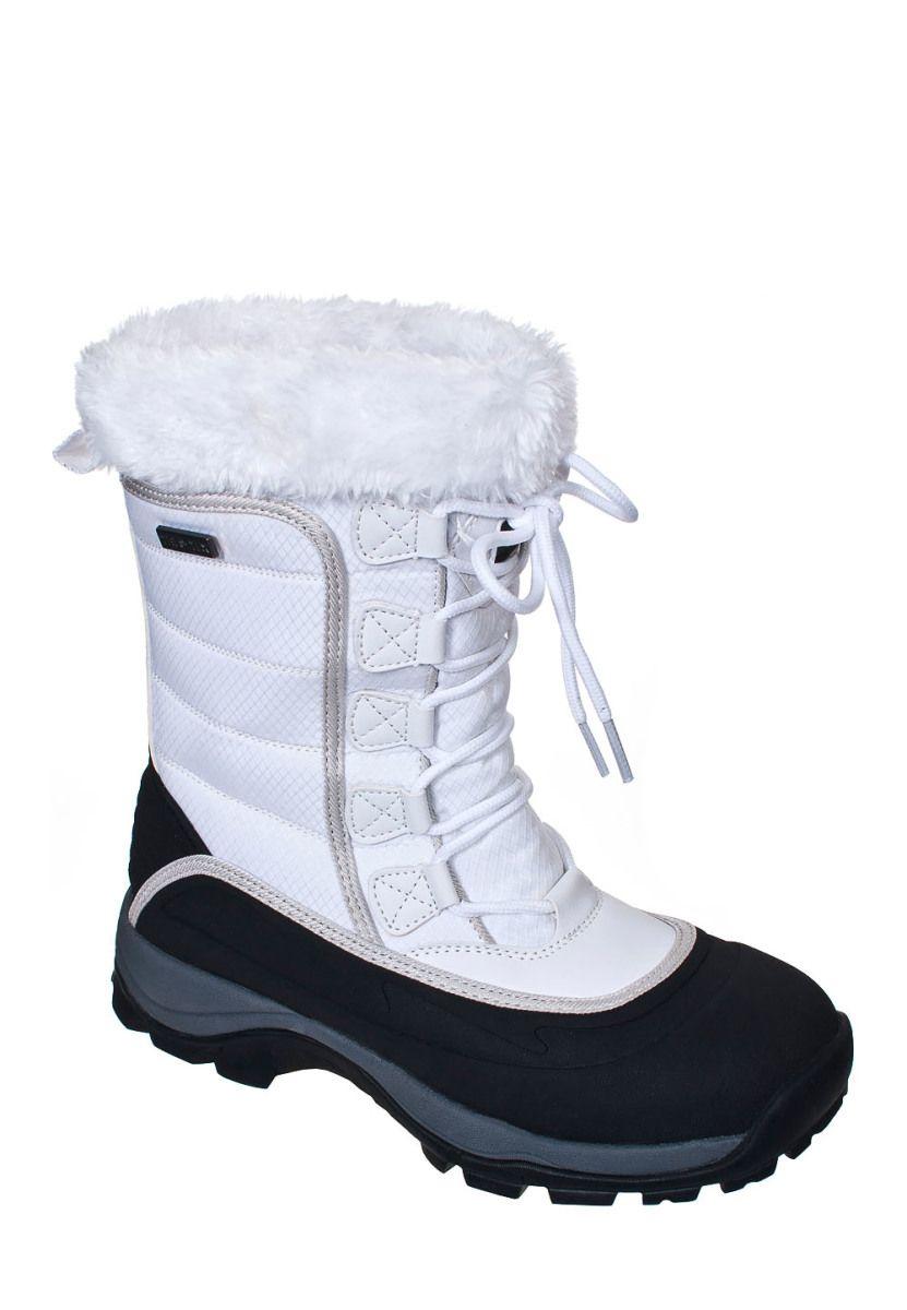 Trespass Snow Boots Stalagmite, weißschwarz Jetzt bestellen