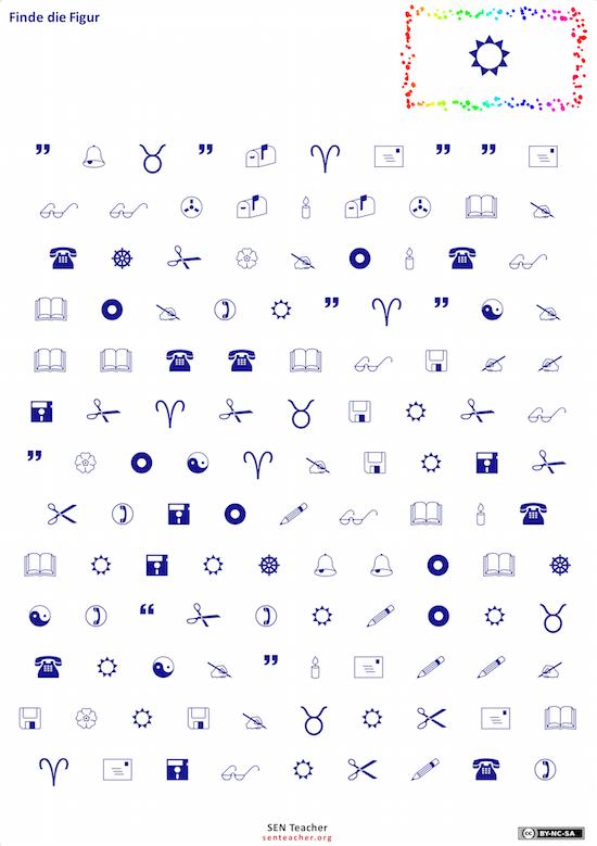 Buchstaben- und/oder Zahlensuche (Arbeitsblattgenerator | Pinterest ...