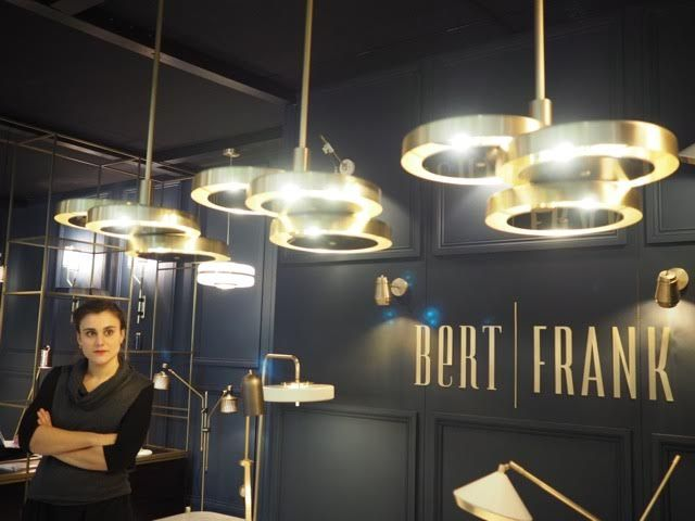 Functional Art - one of our favorite trends we saw at Maison Objet. As LED lighting is becoming mainstream, we are seeing light fixtures become sculptural. For more design inspiration, visit www.mcinteriors.com. #michalcrosbycinteriors #maisonobjet #lighting #homedecor #interiordesign