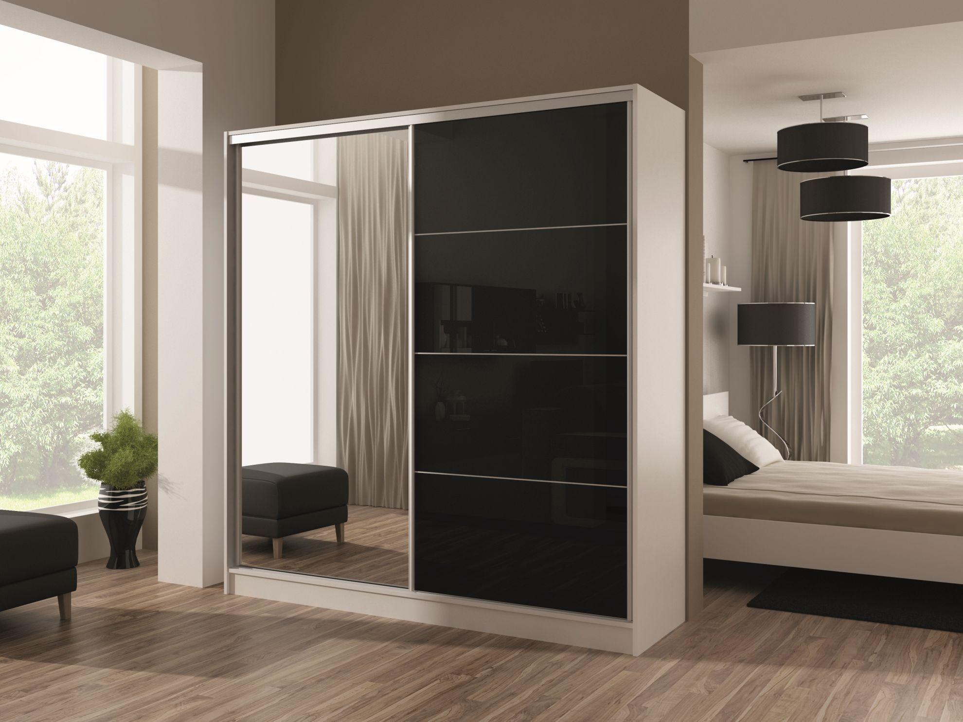 Widnes 203 | Armoire pas cher, Armoires de chambre et Porte armoire