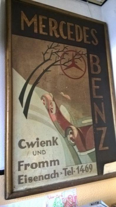 Online Veilinghuis Catawiki Mercedes Benz Origineel