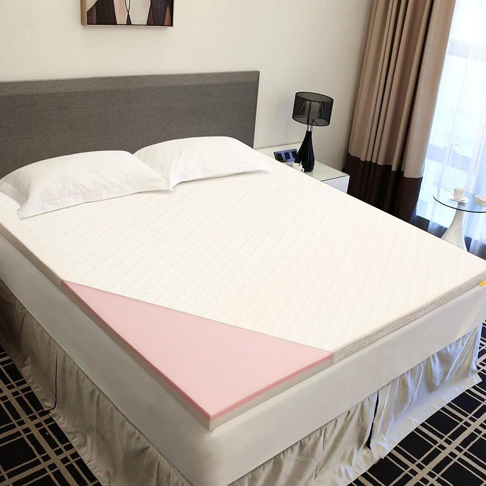 3inch hypoallergenic ventilated memory foam mattress