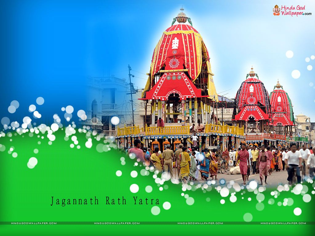 Puri Jagannath Rath Yatra Wallpaper Download Wallpaper Downloads