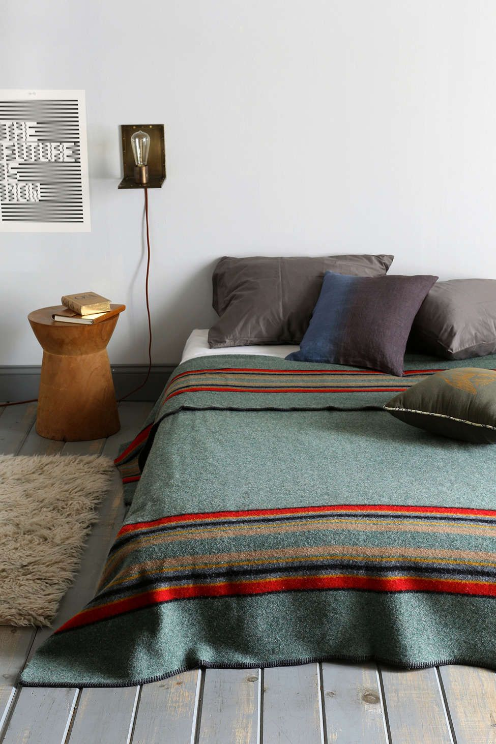 Beau Urban Outfitters   Pendleton Camp Blanket, Cheaper Than Regular Pendleton  Blankets