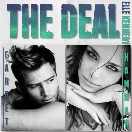 The Deal by Elle Kennedy | Elle kennedy, Book boyfriends, Book club books