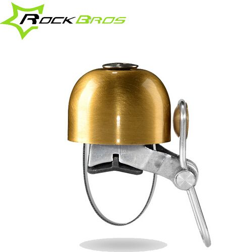 RockBros Vintage Bicycle Bell Ring Classic Cycling Bell Bike Retro Bell