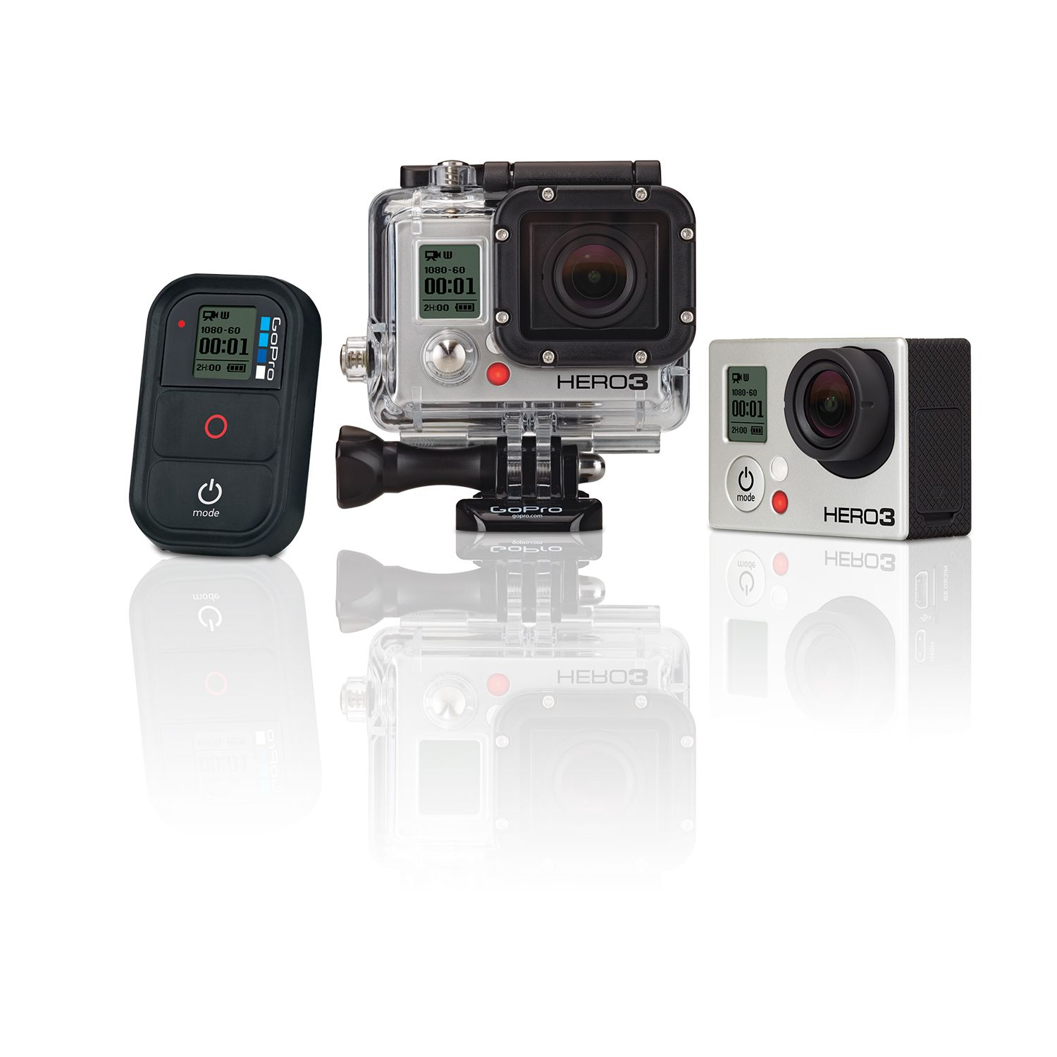 HERO3 Black Edition | Wi-Fi enabled | Most Advanced HD GoPro Ever $399.99