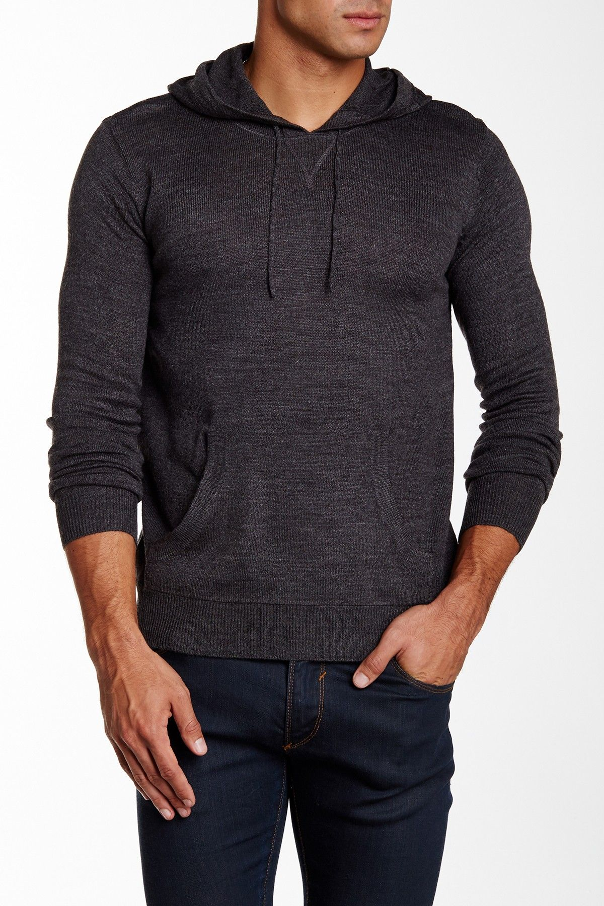 Hooded Pullover Sweater | Pullover and Products