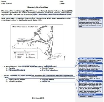 Pin On Earth Science Regents Resources