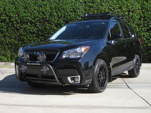 Subaru Forester Roof Rack Lights >> Nice Light Bar And Roof Rack Car Customization Ideas Pinterest