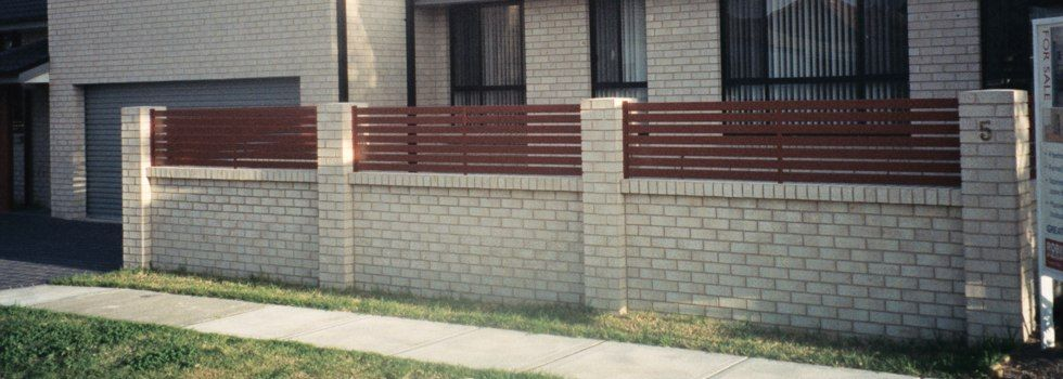find the best brick fencing contractors suppliers and installers in australia right here contact us today for residential commercial brick fencing - Wall Fencing Designs