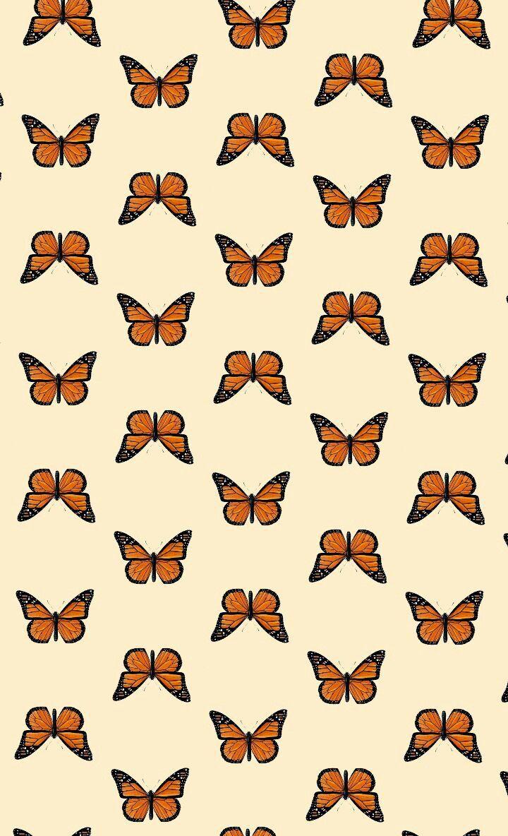 Wallpaper Lockscreen Pattern Patternator Butterfly Butterfly
