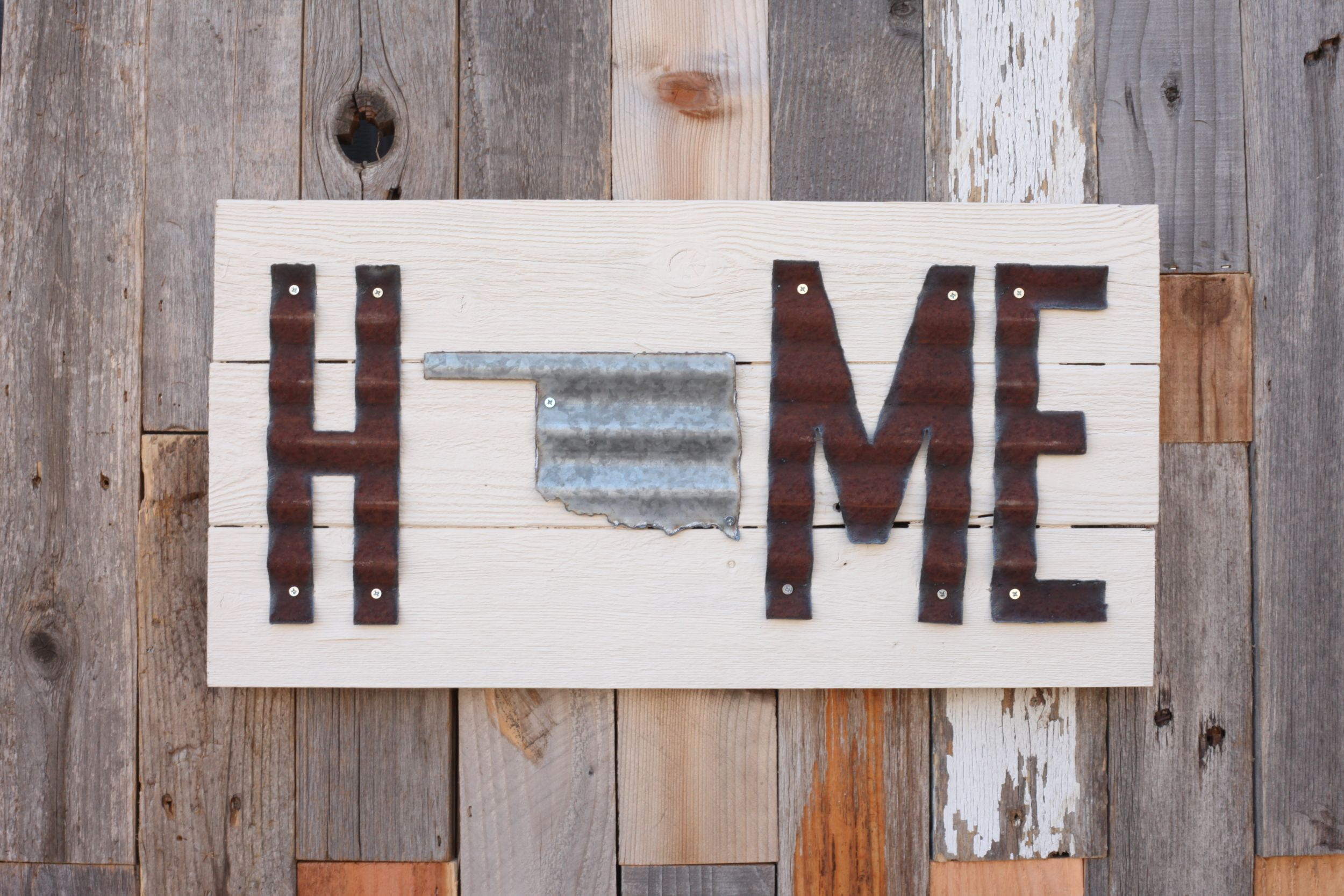 Home on white wood ok white wood wood barn tin