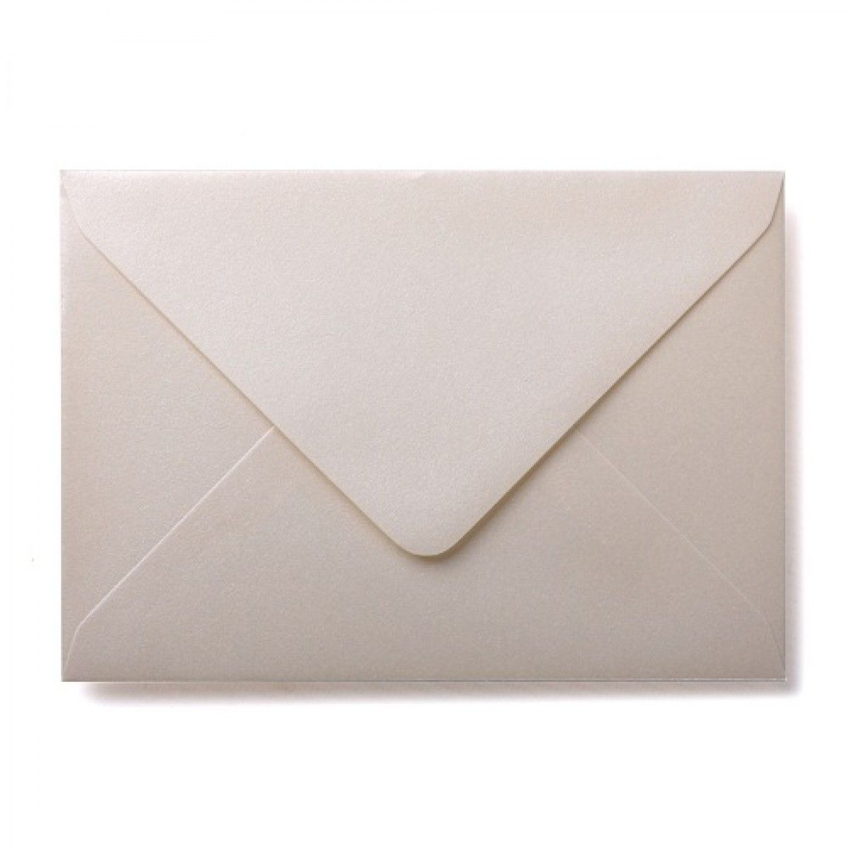 Opal Ivory C6 A6 Pearlescent Wedding Envelopes 120gsm Pack Size 10