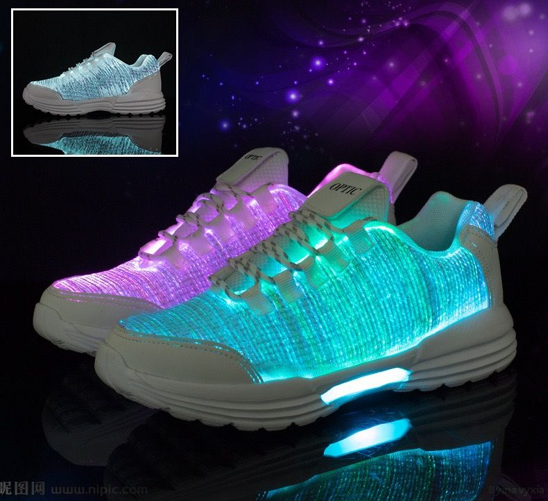 Led Sneakers 2020 Sepatu Kets Sepatu Seloki