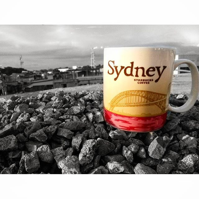 Hi I'm Syd.  #Starbucks #StarbucksMugs #StarbucksIconMug #StarbucksCollection #Sydney #SydneyHarbourBridge by arjzayythoes.inc http://ift.tt/1NRMbNv