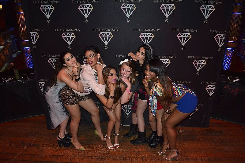 Me and my girls fifth harmony meet and greet from the house of me and my girls fifth harmony meet and greet from the house of blues in m4hsunfo