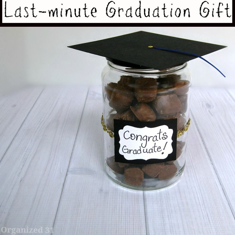 Last Minute Graduation Gift Organized 31 Graduation Gifts Gifts