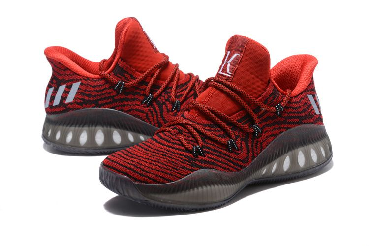 a83f376f84c 2017 2018 Basketball Shoes adidas Crazy Explosive Low Primeknit Andrew  Wiggins