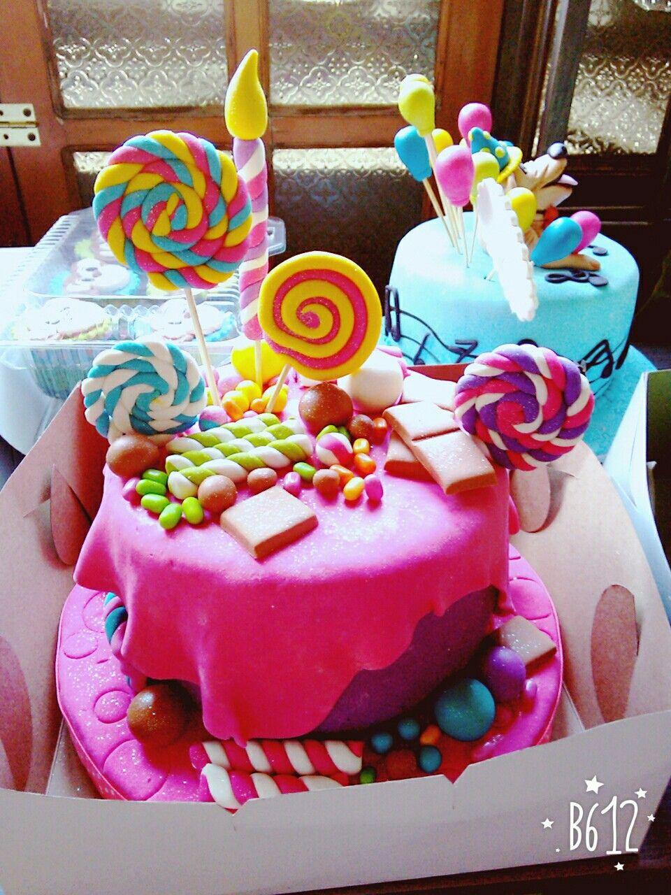 Torta candy