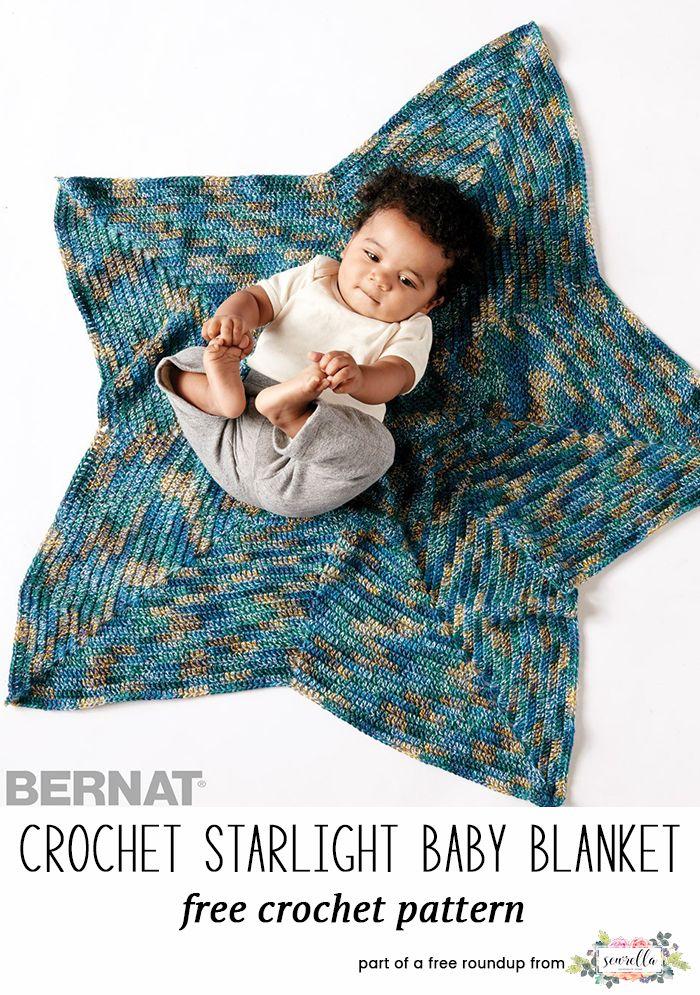 Best Crochet Baby Blankets for 2018 | Gestricktes baby, Babys und ...