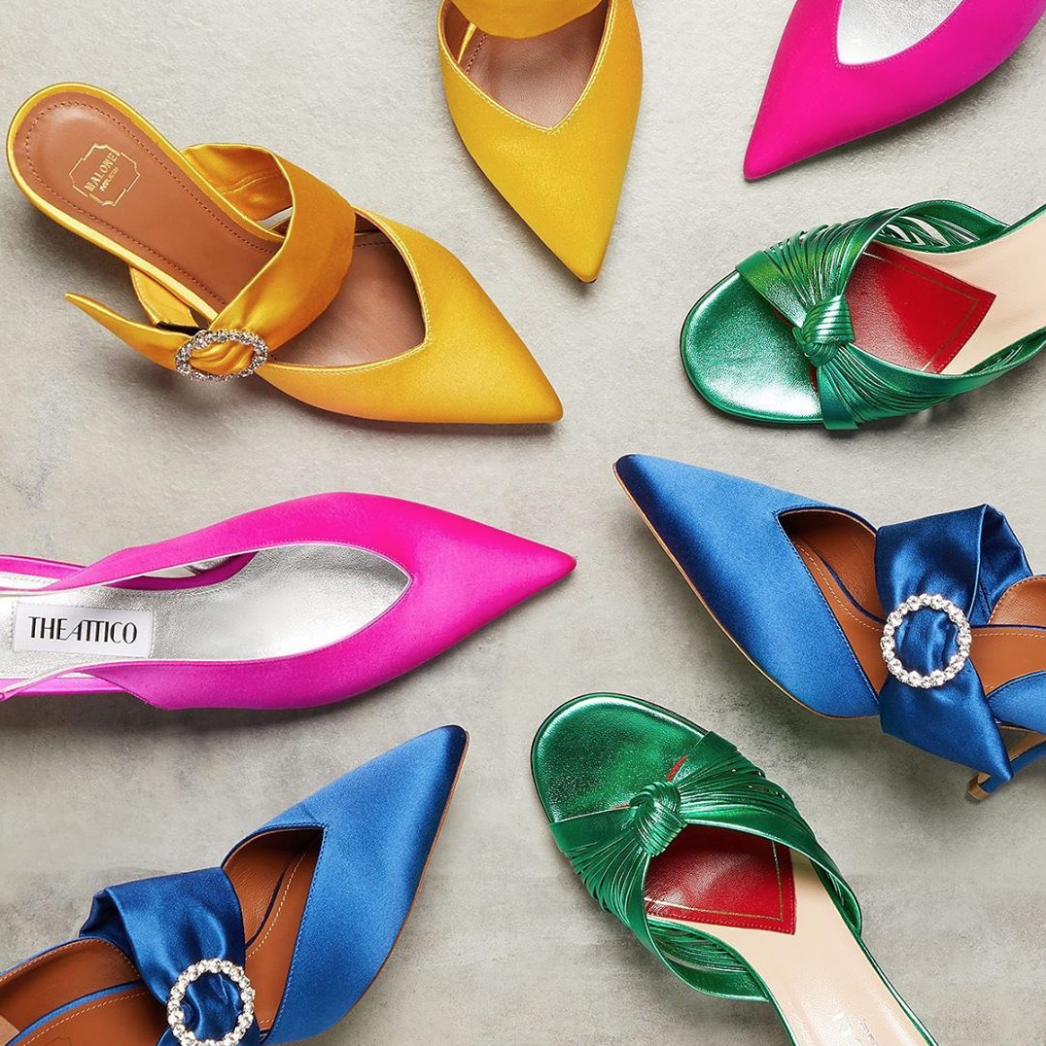 Inject A Pop Of Colour Into Your