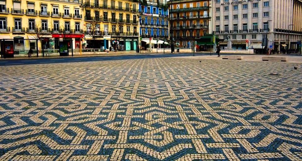 Lisboa. By Fred Bigio