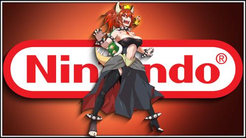 Bowsette Nintendo Bowser Peach Anime Wallpaper Transparent