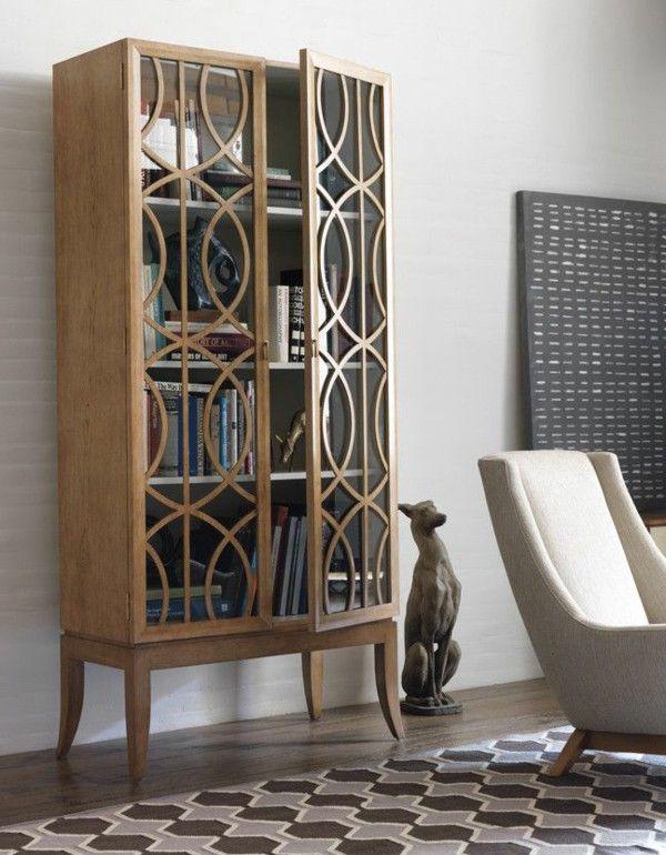 Art Deco Style Bookshelves Art Deco Facility Deco Furniture Modern Bookcase Mid Century Modern Bookcase