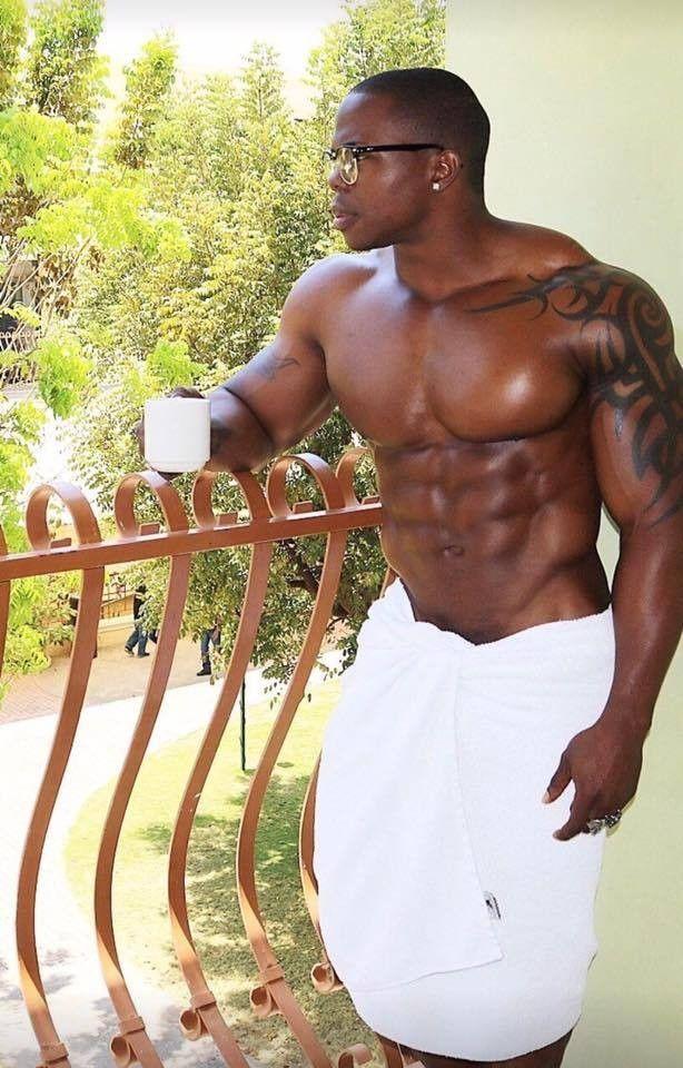 shirtless male celebs - David McIntosh