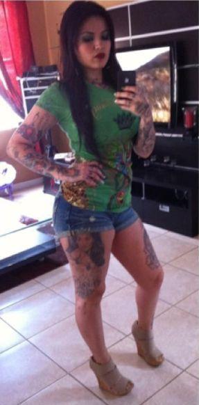 Black Baby Doll Tattoo: Tatu Baby, Ink Master, Baby Photos