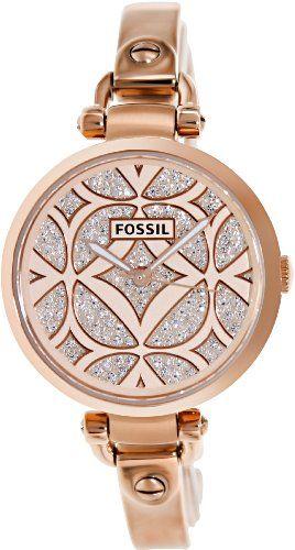 Fossil Georgia Three-Hand Bangle Watch - Rose Es3422 Fossil,http://www.amazon.com/dp/B00FFJKND0/ref=cm_sw_r_pi_dp_JNxrtb0K3685MKKN