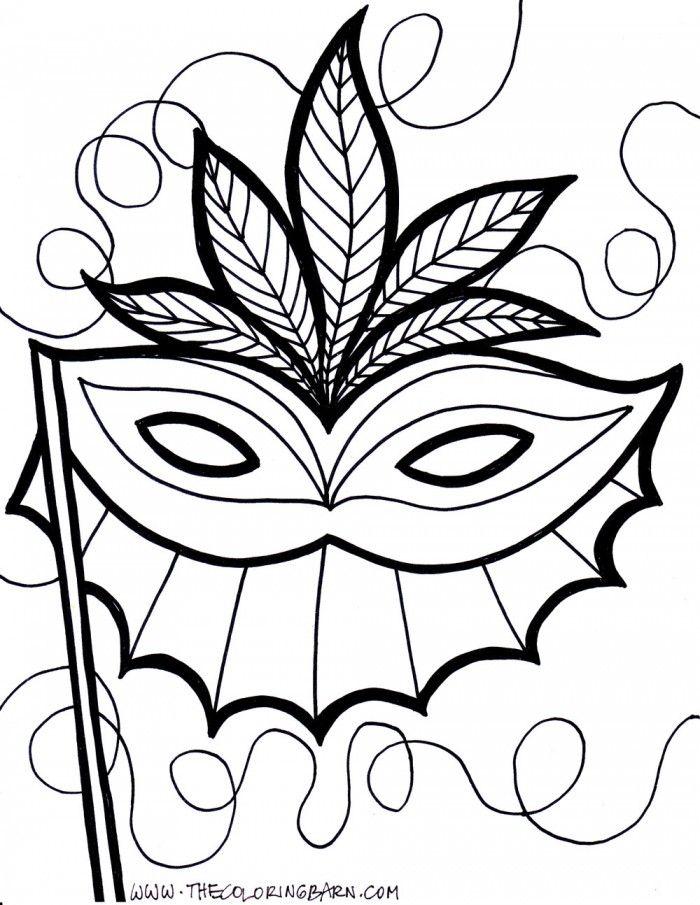 Mardi Gras Coloring Page Printable Coloring Book Sheet Online Mardi Gras Mask Template Mardi Gras Crafts Mardi Gras Mask
