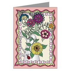 Get Well Floral Greeting Card > Greeting Cards from Dream Chaser Greetings > The Perfect Gift
