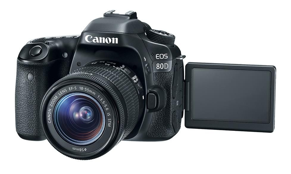 Best dslr with flip screen