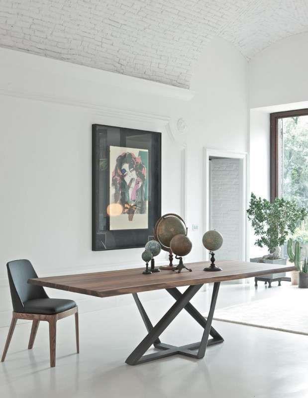 Bontempi presenta i tavoli e le sedie del 2017 Tavolo da