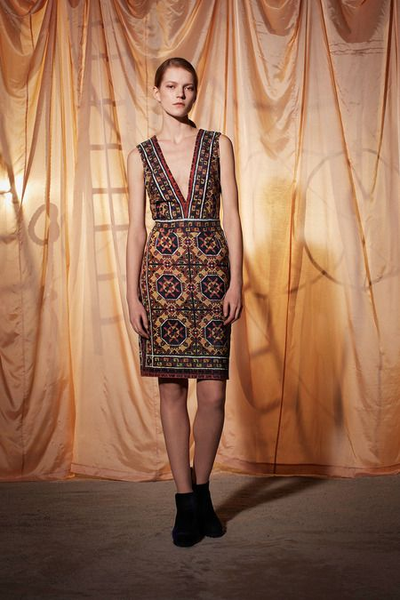 Emma Cook | Fall 2014 Ready-to-Wear Collection