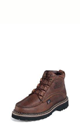 Boots #989 RUSTIC COWHIDE SPORT CHUKKA