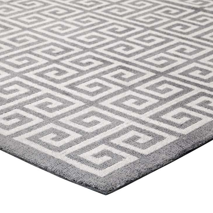Fronia Greek Key Area Rug Products 8x10 Rugs