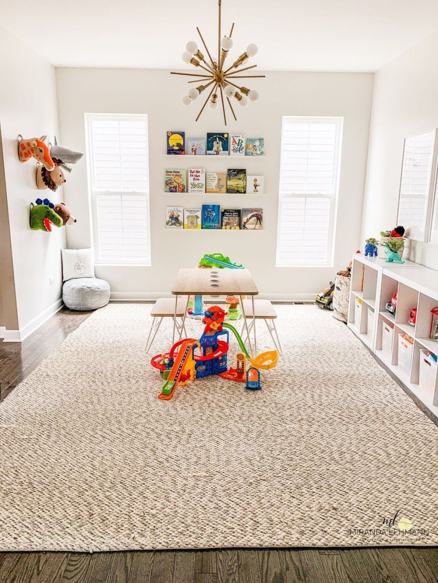 Gorgeous Playroom Decoration Ideas For Girls And Boys Hoomcode In 2020 Toddler Playroom Baby Playroom Playroom Decor