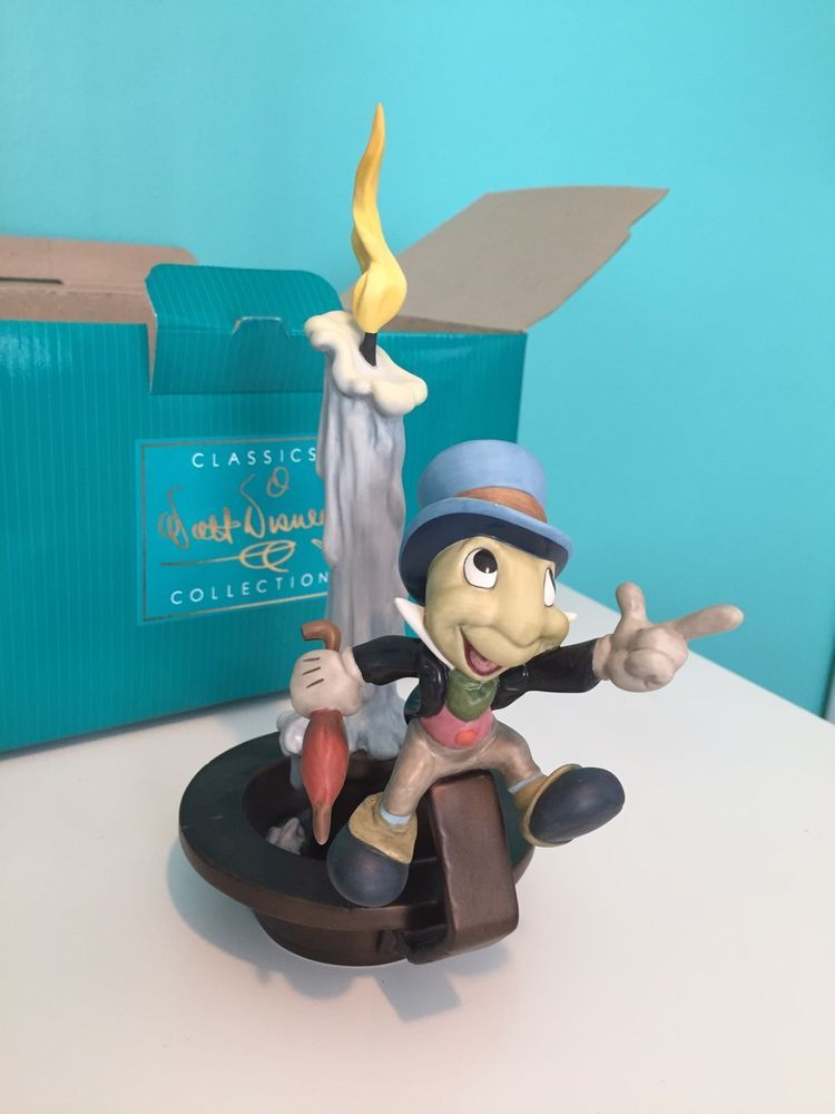 WDCC Mickey\'s Christmas Carol Jiminy Cricket Limited Edition 1316 ...