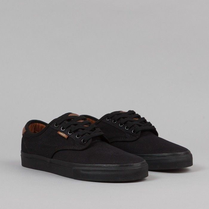 e5485c0684f60 Vans Chima Ferguson Pro Shoes - Black   Black