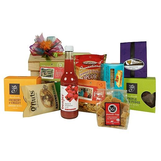 Enjoy gift box bestow gifts auckland new zealand gourmet gift baskets hampers cupcakes and flowers bestow kohimarama auckland negle Gallery