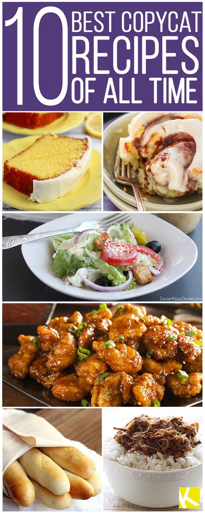 Sweet and spicy bacon wrapped chicken tenders pinterest copycat the 10 best copycat recipes of all time forumfinder Choice Image