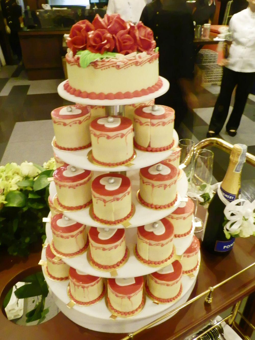 Wedding Cupcake Price List   Catalogue Cake- Patisserie Cake Bread ...